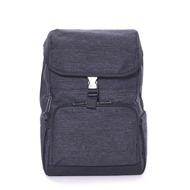"Premix Backpack with Flap 15"" Asphalt"