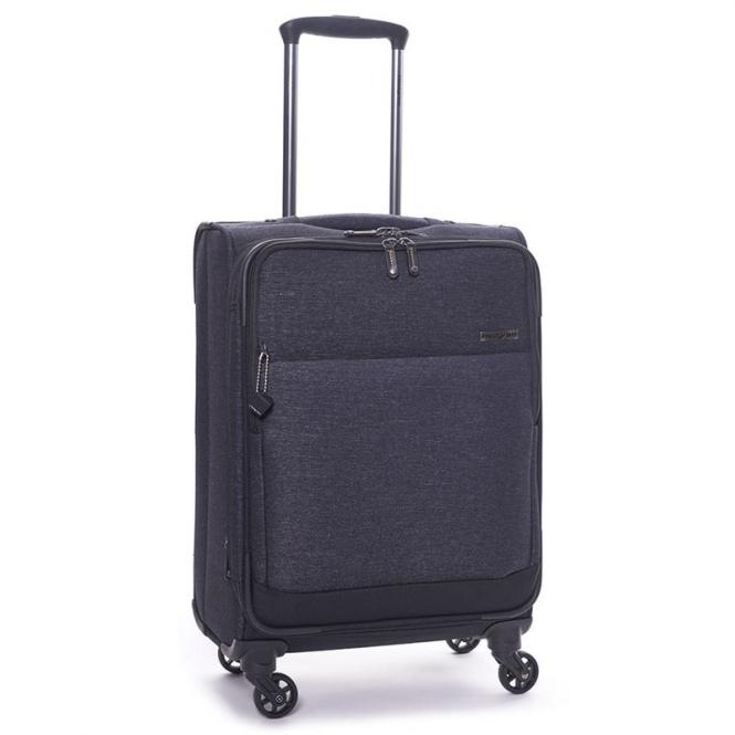 "Royal Carry On Expandable Spinner mit Laptopfach 15.6"" Asphalt"