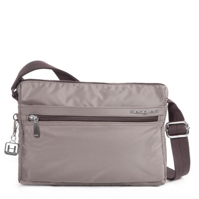 EYE M Shoulder Bag brown