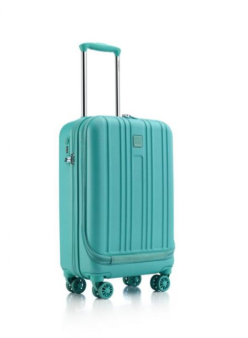 Boarding S Cabin-Trolley 4R mit Vortasche Lucide Turquoise
