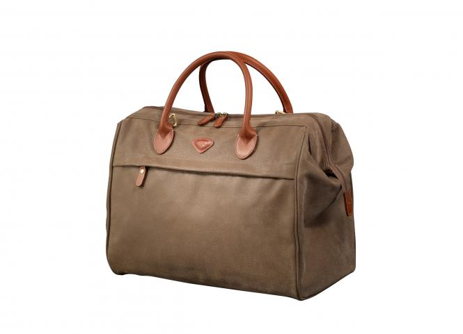 Doctor Bag Bügeltasche 50cm loutre