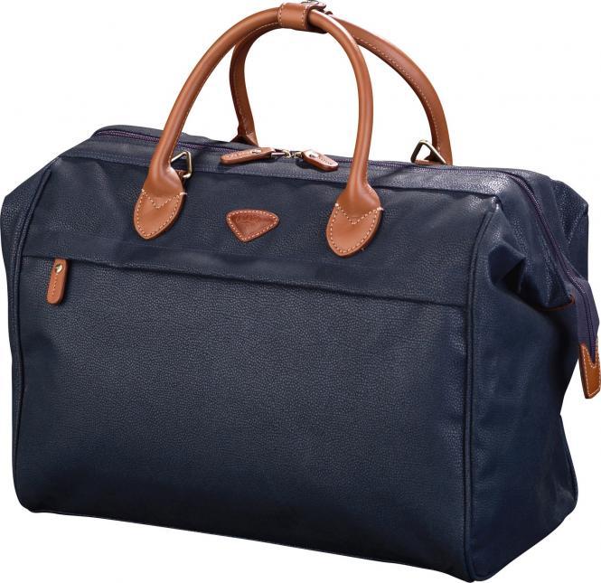 Doctor Bag Bügeltasche 50cm marine