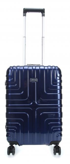 Trolley M 4 Rollen 65 cm Blue