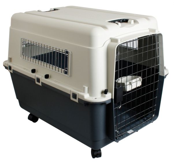 XL Flugzeugbox 513774 Tier-Transportbox