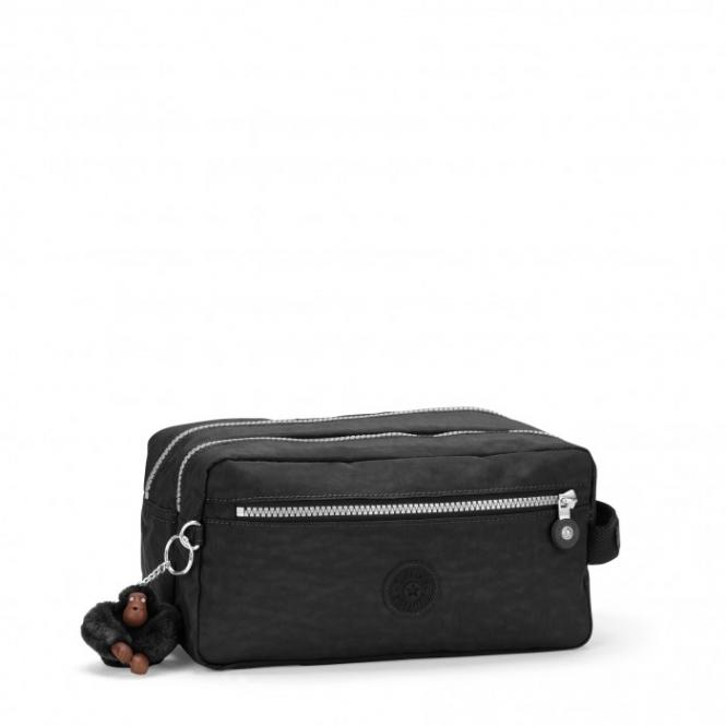 Basic Kulturtasche Black