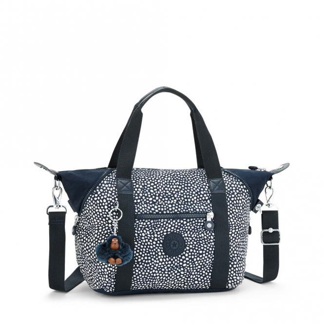 Basic Handtasche Dot Dot Dot Bl