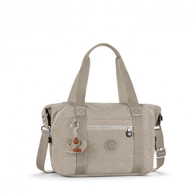 Basic Handtasche Warm Grey