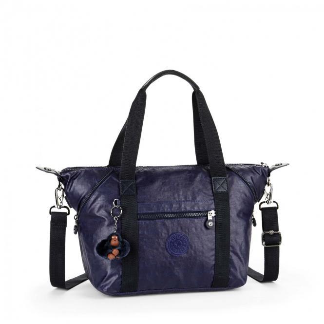 Basic Plus Handtasche Lacquer Indigo