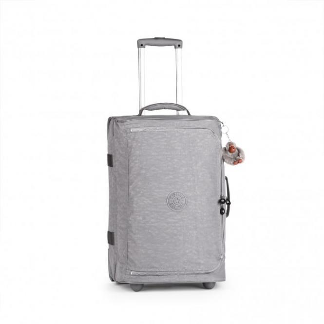 Basic S Trolley-Reisetasche Cool Grey C