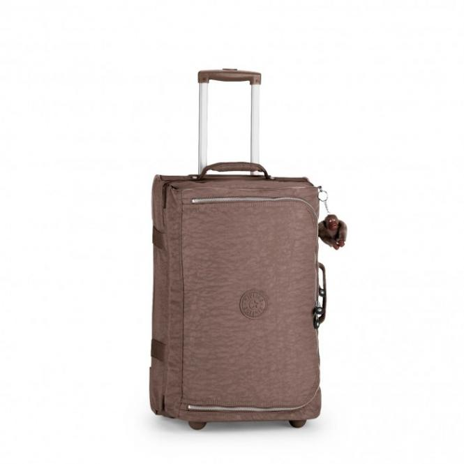 Basic S Trolley-Reisetasche Monkey Brown