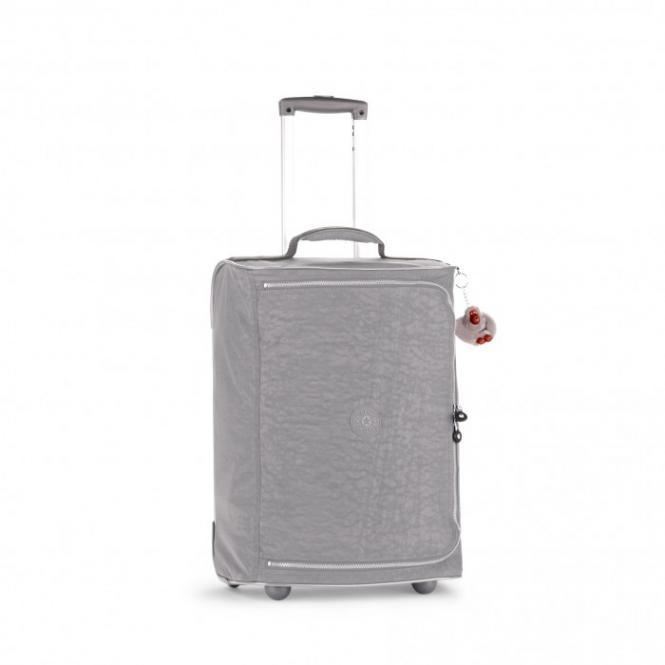 Basic XS Trolley-Reisetasche Cool Grey C