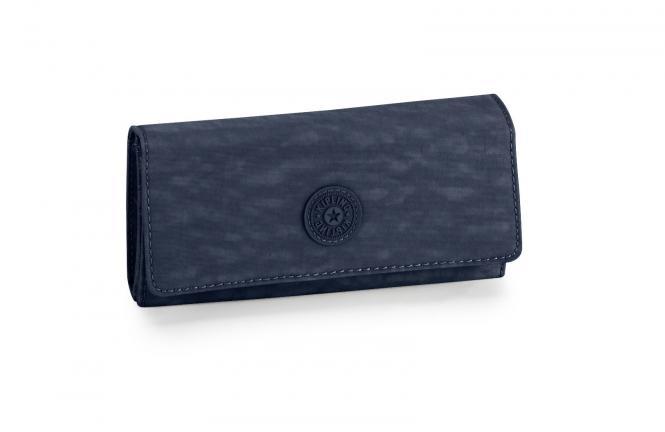 Basic Große Brieftasche True Blue
