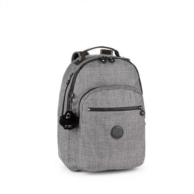 Basic Plus Großer Rucksack Cotton Grey