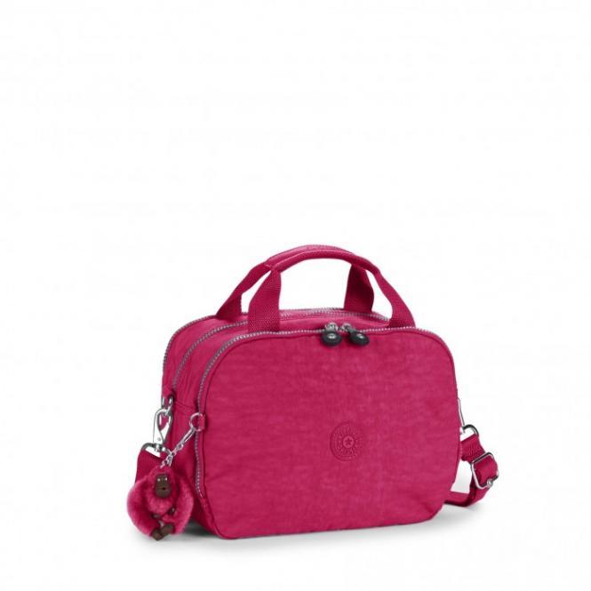 Kulturtasche Flamboyant Pink