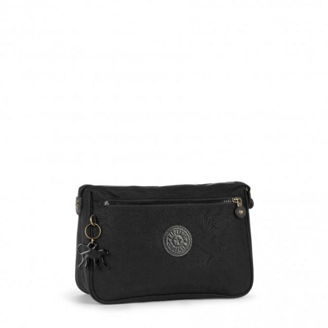 Basic Kulturtasche BP Black Leaf