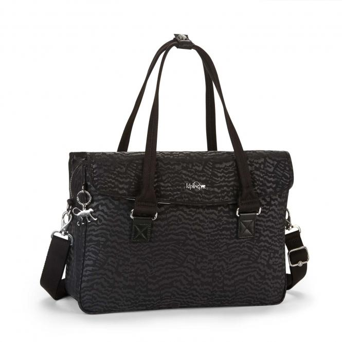 "S Laptop Tasche 15"" Black Garden"