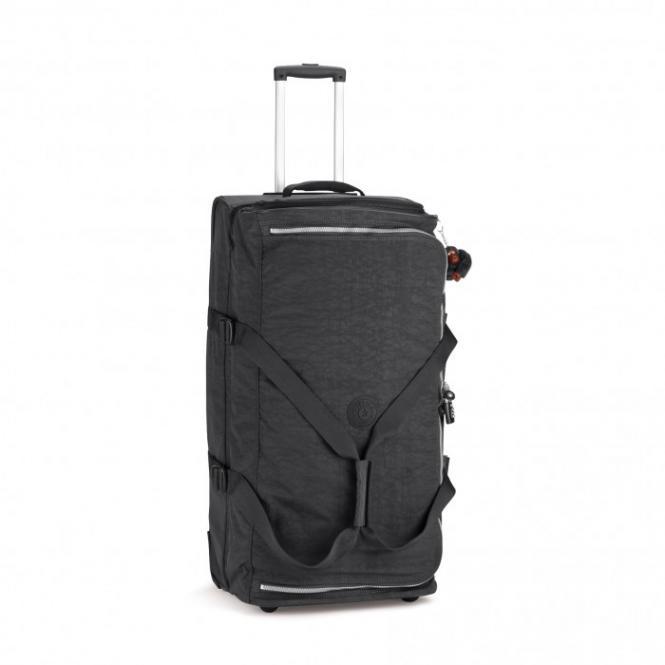 Basic L Trolley-Reisetasche Black