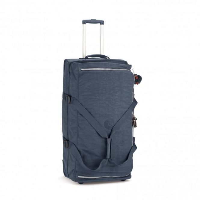 Basic L Trolley-Reisetasche True Blue