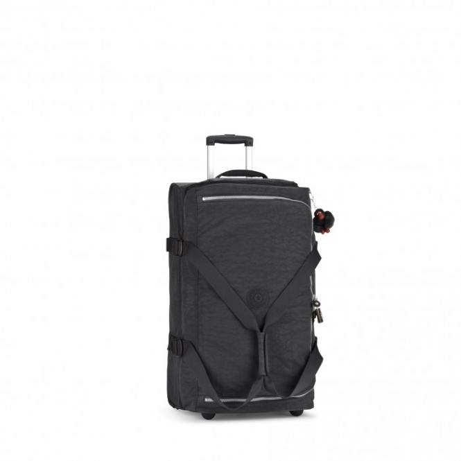 Basic M Trolley-Reisetasche Black