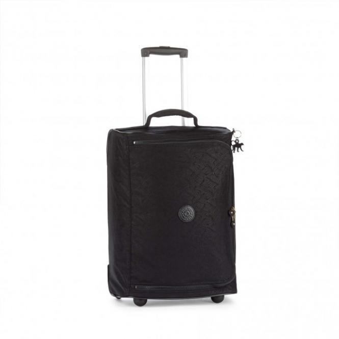 Basic XS Trolley-Reisetasche Black Leaf