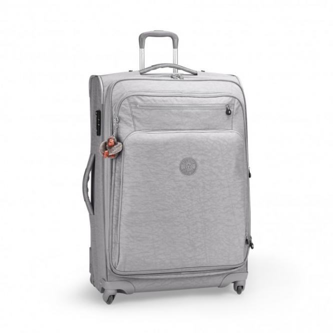 Basic Spin 78 4-Rollkoffer Cool Grey C