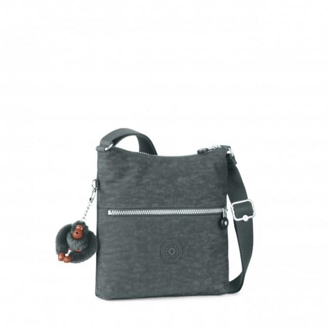 Basic Leisure bags Schultertasche Grey Night