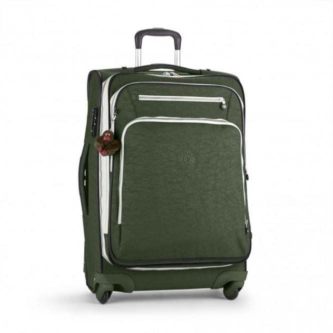 Spin 68 4-Rollkoffer Cactus Khaki CT