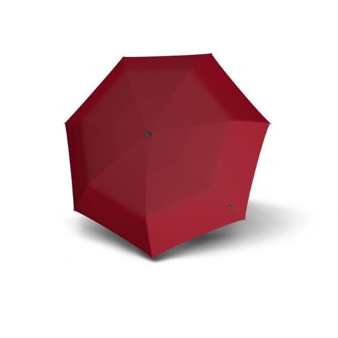 Taschenschirm dark red UV