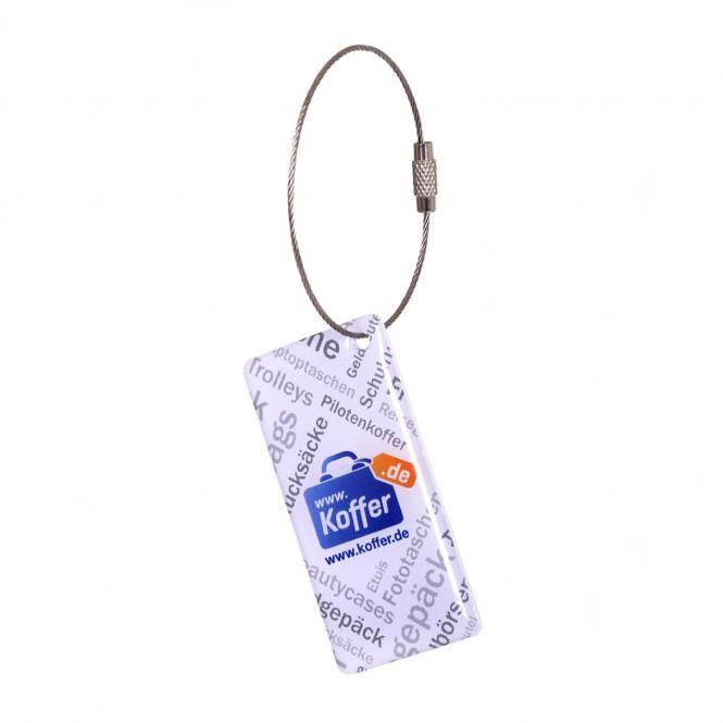 Bagtap - digitale ID fürs Gepäck