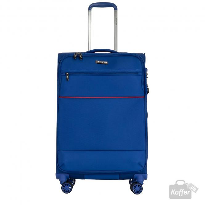 Trolley M 4w erweiterbar Cobalt Blue