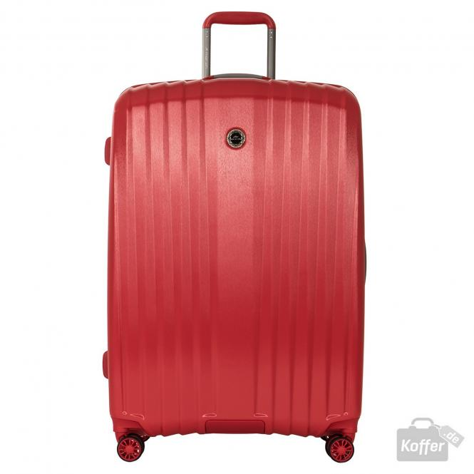 Trolley L 4w Red (Brushed)
