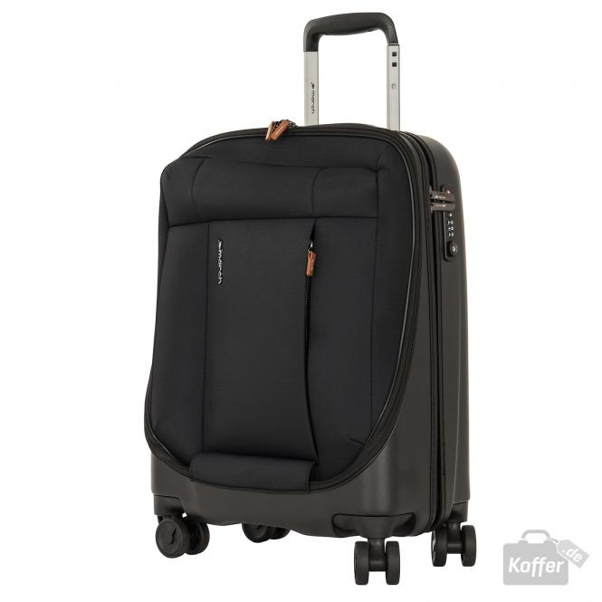 Hybrid-Trolley S 4w black
