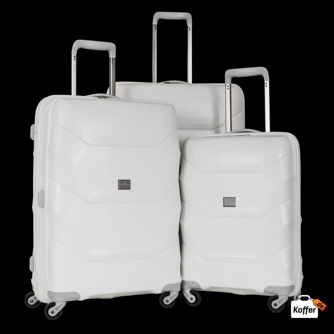 Kofferset, 3-tlg. S/M/L 4w White