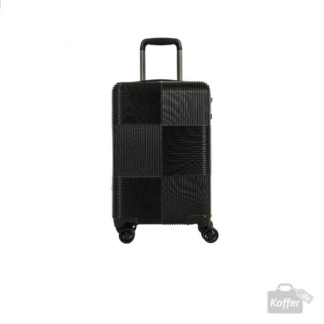 Trolley S Black - silk diamond