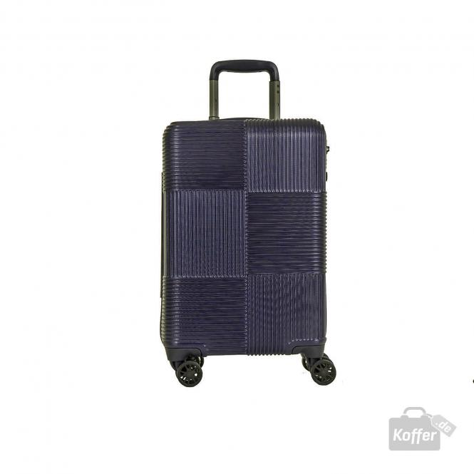 Trolley S Dark Blue - silk diamond