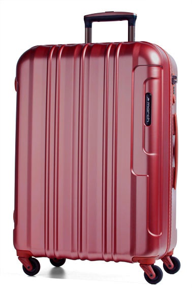 Cabin Trolley S 4W metal red