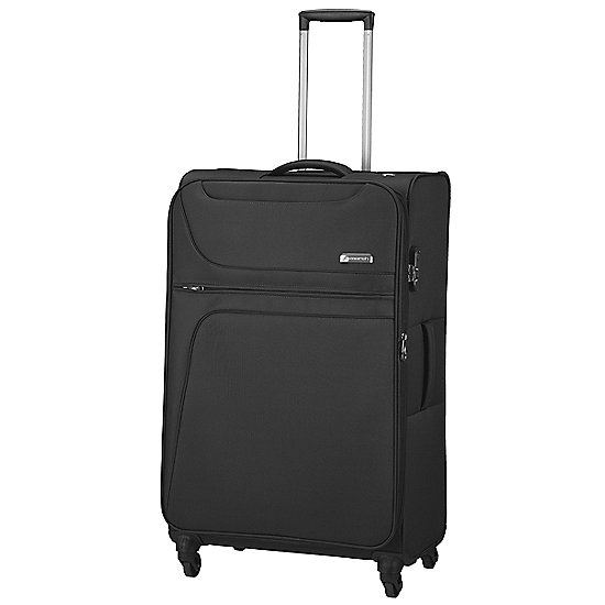 focus Trolley L 4W black