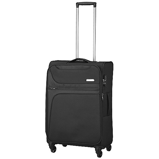 focus Trolley M 4W black