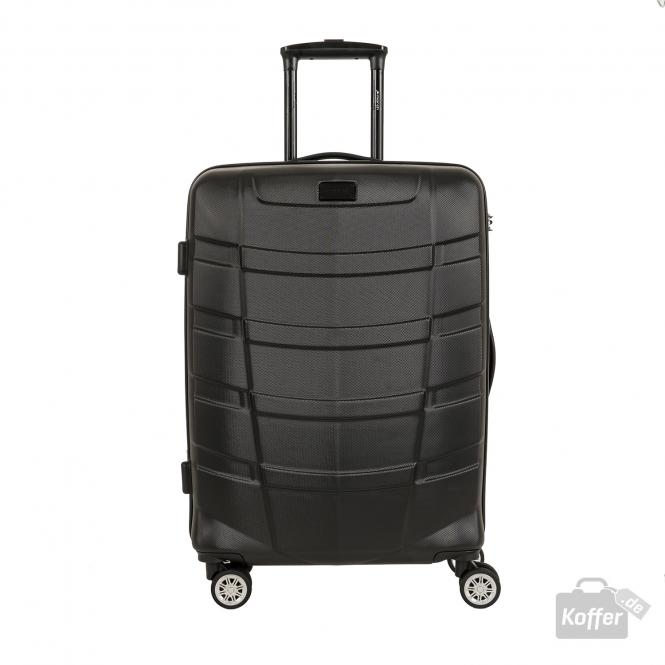 Trolley M 4W black