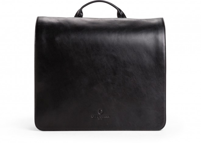 Umhängetasche Men - Messenger Fine Carbon Black