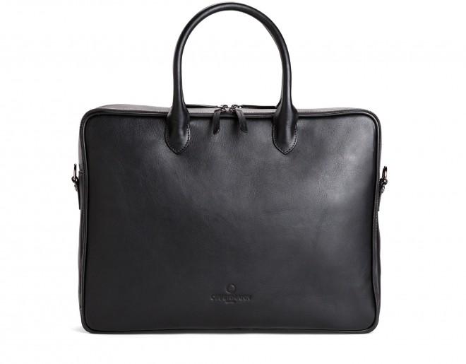 Businesstasche Women - Workbag Slim Deep Black