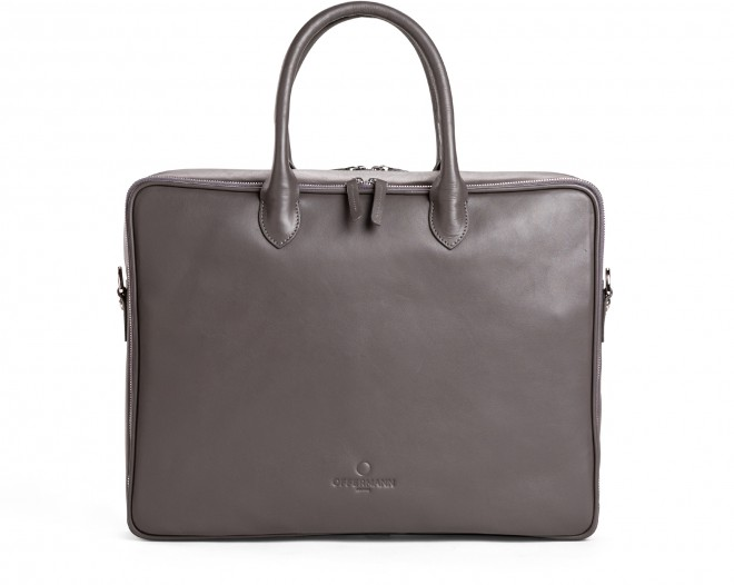 Businesstasche Women - Workbag Slim Tender Stone Grey