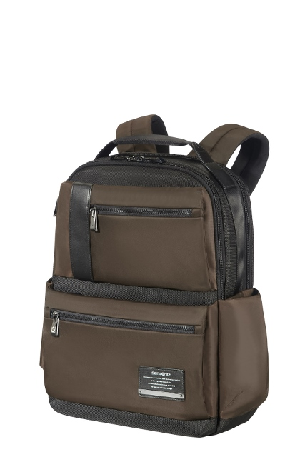 "Laptop Rucksack 15.6"" Chestnut Brown"