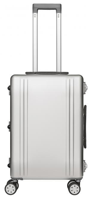 Reisekoffer 45L Silber