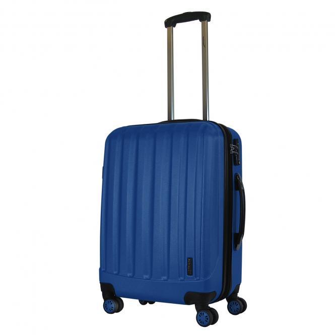 Koffer Velvet L Dunkelblau