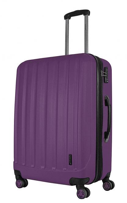 Koffer XL Lila