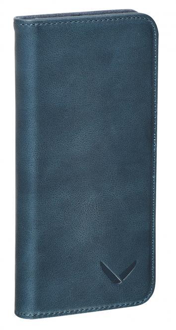 Klapphülle Luxury für iPhone 6/6S Plus Blau