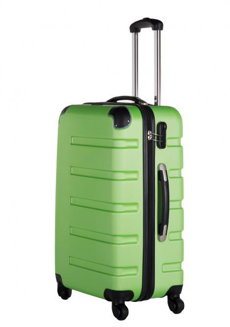 Koffer XL Grün