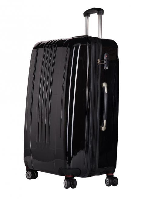 Premium Koffer M Schwarz