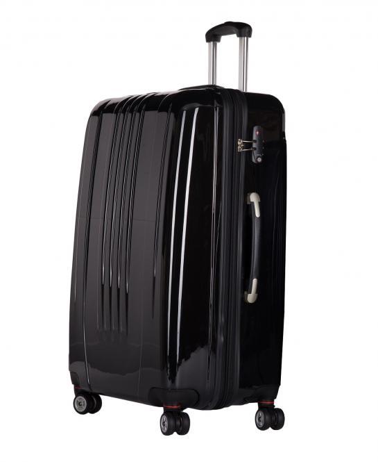 Premium Koffer XL Schwarz